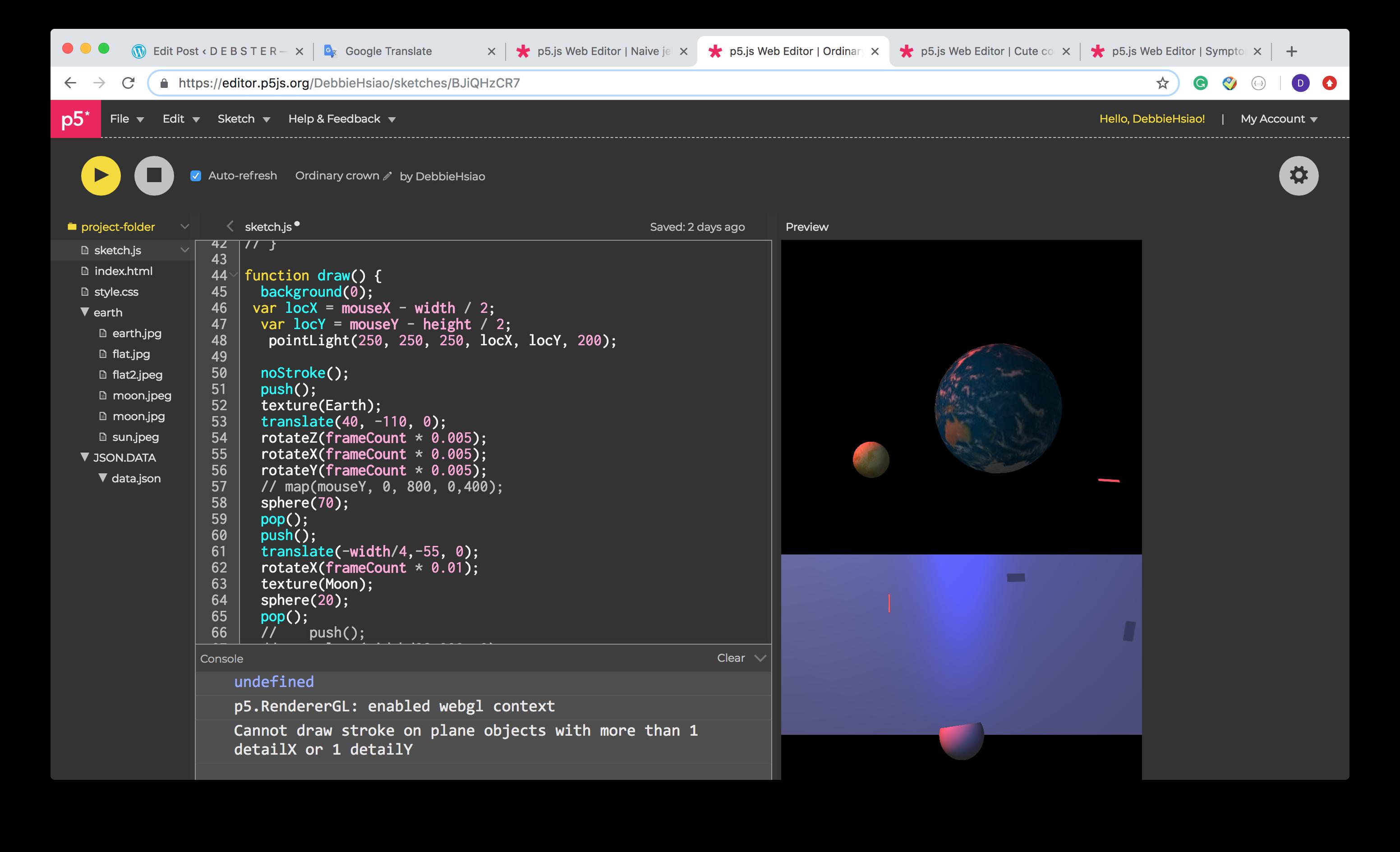WEB APIs – D E B S T E R